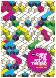 Chew The Fat September Flyer by fifties