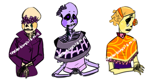 Skele Batch 1 [CLOSED] by SmasherlovesBunny500