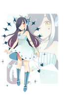 ADOPTABLE AUCTION 01-18 |CLOSED| - Meow by saruyouichi