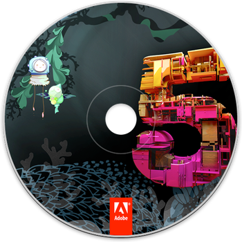 Adobe CS5 Master Collection by iTomix