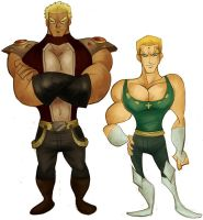 fotns - raoh and souther by spoonybards