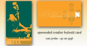 my business card 3 by openendedcreative