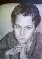 My son Daniel by visionality