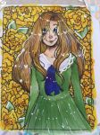 ACEO Mary by JasminTheSinnerx3