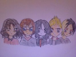 My Chemical Romance by GigglesTeeHee