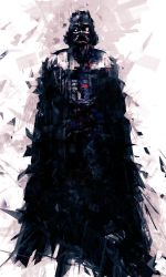 Darth Vader by iartbilly