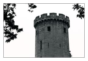 Warwick Castle by ash