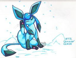 +GLACEON+ by FENNEKlNS
