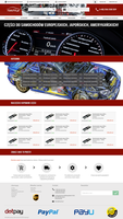 tsauto - car parts online shop by miguslaw