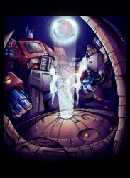 Transformers G1 -  World Eater by Meiphon
