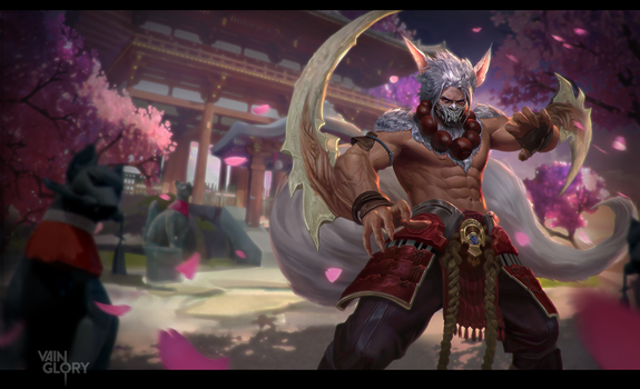 Vainglory: Taka T3 splash by T-razz