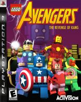 Lego Avengers the Video Game by mikenap22