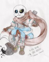 Ink!Sans by Teti2000