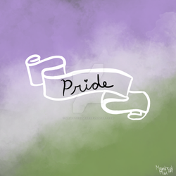 Genderqueer by MagesticalMixie