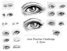 Just Practise Challenge  2 Eyes by Aiclo