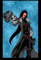The Baroness. by kpearce