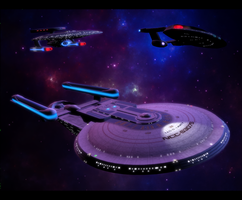 Unity - Gamma Fleet Operations by Dan1025