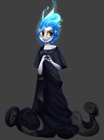 me as Hades by Stariaat