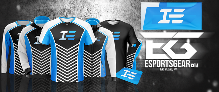 Intervention [Esport Apparel Design] by SoberDreams