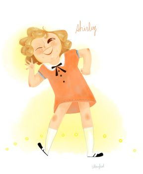shirley temple by atofu