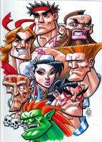 Street Fighter by Chad73