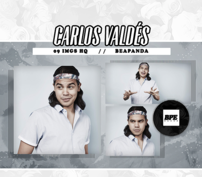 Photopack 9249 - Carlos Valdes by southsidepngs