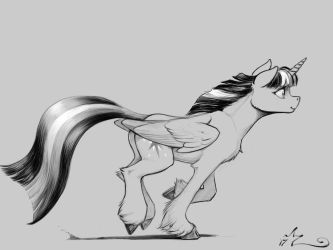 Daily Doodle 510 by Amarynceus