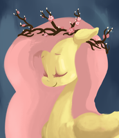 Spring Forest Princess by TwitchyKismet