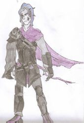 DC Comic Project: Alternative outfit1-Lupos Armour by Foxy-Knight
