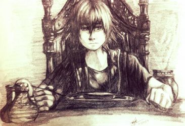 Young Noctis by Bill-James