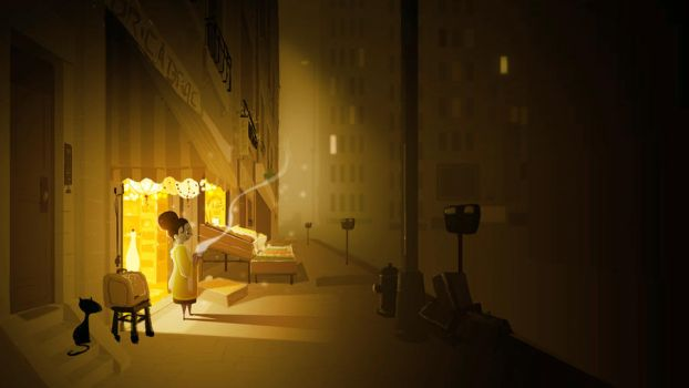 Early  Morning by PascalCampion