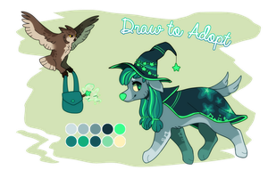Draw to Adopt [Winner announced!] by MissAbbeline