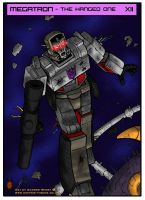 Megatron, the Hanged One by Ramrider
