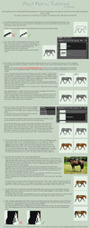 Pixel Horse Tutorial by Bright-Button