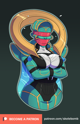 Second Skin by Skelebomb