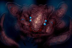 Creature from the Void by Davesrightmind
