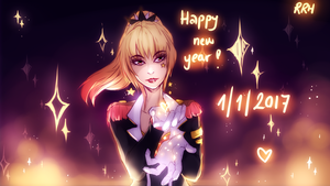 Happy new year! by Twigileia