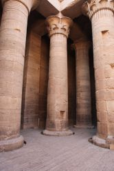 Egyptian temple 2 by magikstock