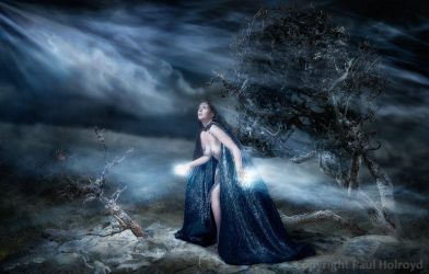 The Sorceress by phphotoimages