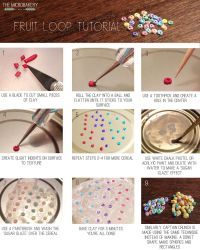 Tutorial: Fruit Loops and Captain Crunch Berries by TheMicroBakery