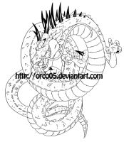 Hei Shenron by orco05
