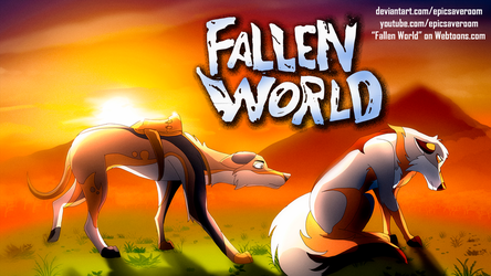 Promotional Images for Fallen World below by EpicSaveRoom