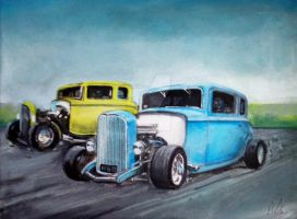 Clients Coupe by Tony-Lewis-artwork