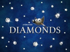 GIMP-Diamonds-Brush by Chrisdesign
