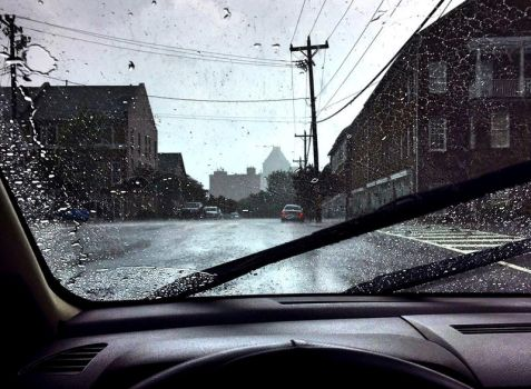 Looking Thru The Windshield by 19NathanIan98