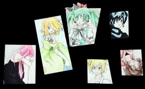 Vocaloid Songs 2 by sonicandanime