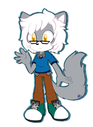 (COMM) .:for Neo-Cabo-TheWolf 1:. by MimiGuerrero