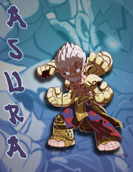 A-Z VGC ASURA!! by D-Gee