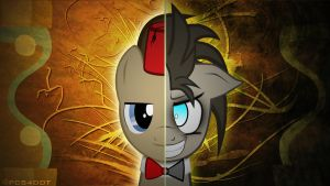 The Two Sides of Doctor Whooves by PCS4DDT