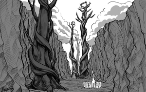 Skysprout Valley sketch by Respeanut